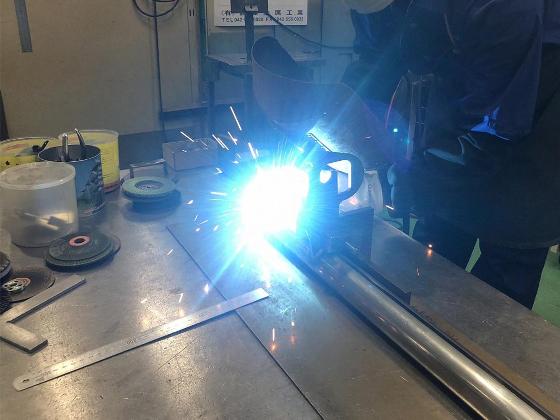 レーザー、精密板金、溶接