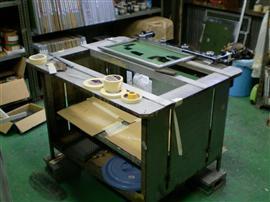 スクリーン印刷設備